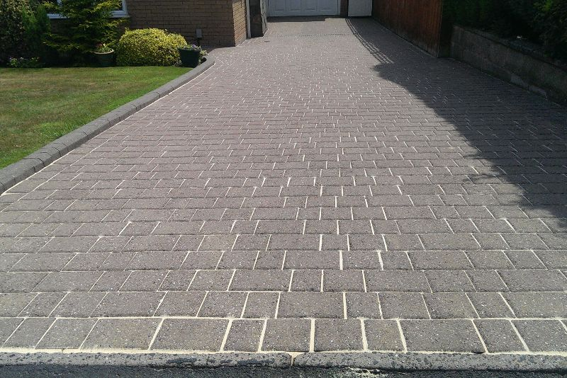 Driveway Cleaning Lichfield, Staffordshire