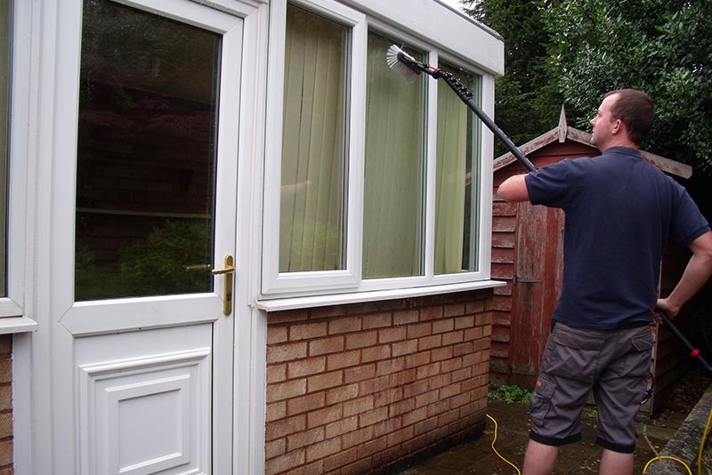 Window Cleaning Lichfield, Staffordshire
